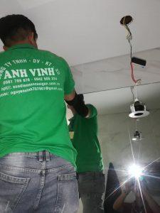 thợ lắp đặt điện nước