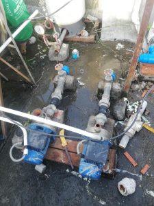 lắp đặt máy bơm nước gia đình