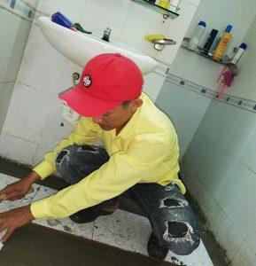 dịch vụ chống thấm