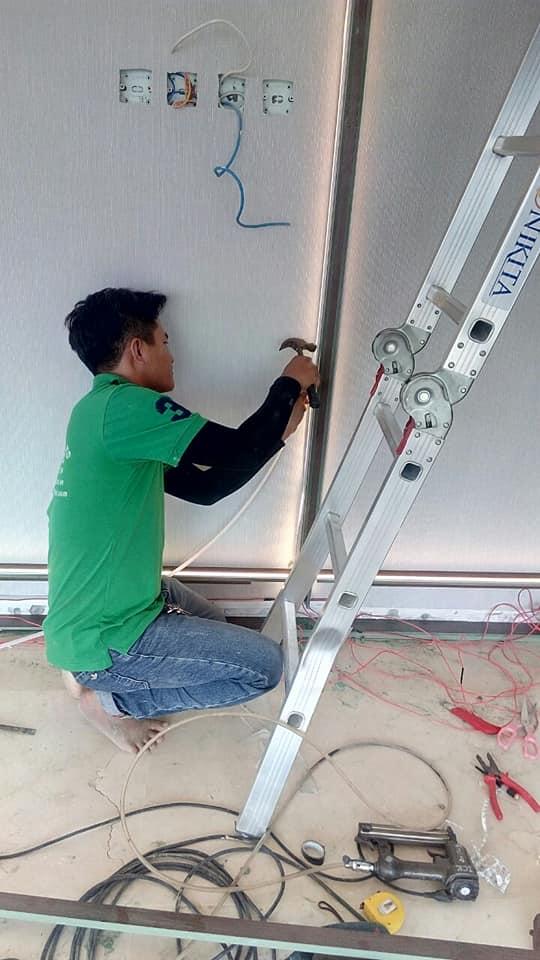thợ sửa chữa điện nước anh vinh