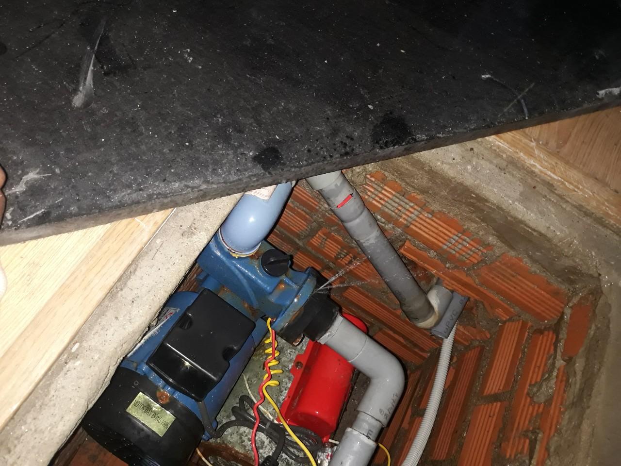 sửa máy bơm nước các quận tphcm