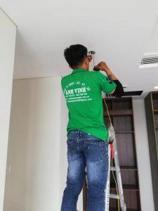 sửa chữa điện âm tường