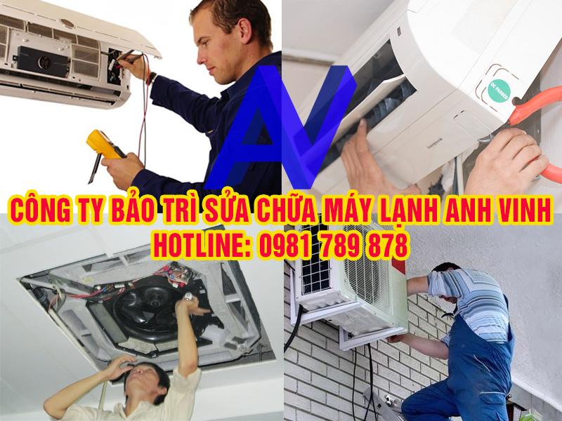 Sửa máy lạnh Anh Vinh