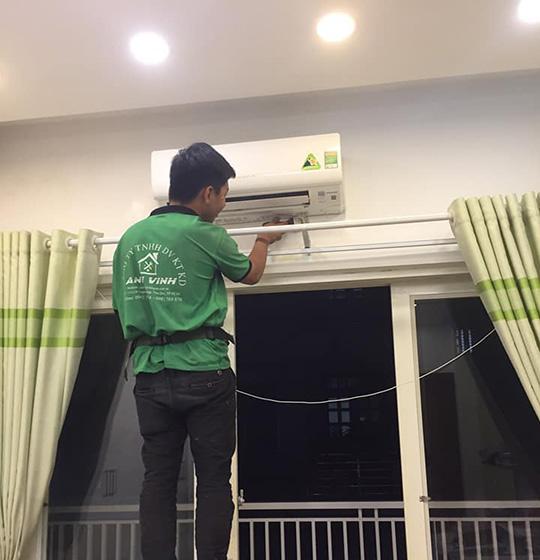 Dịch vụ bảo dưỡng vệ sinh máy lạnh
